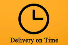 Delivery on Time