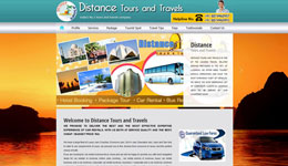 Distance Tours and Travels